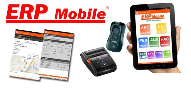 ERP Mobile - Informática Viñas2