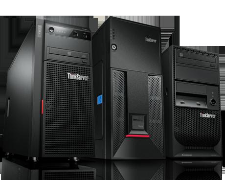 Servidores Lenovo - Informática Viñas