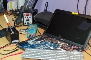 Especialistas en reparación de portátiles y tablets